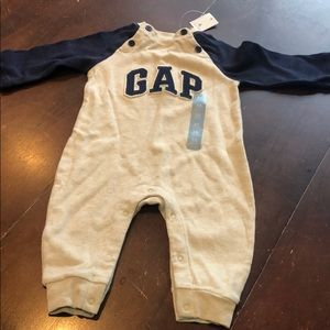 Baby Gap long sleeve onesie